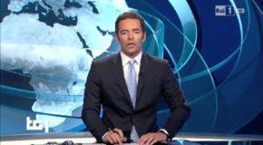 Tv, è il catanzarese Alberto Matano il conduttore più sexy