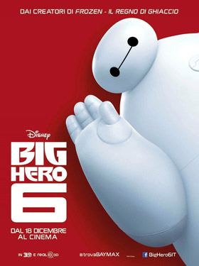 Big Hero 6 (NO 3D)