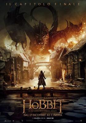 Lo Hobbit: La Battaglia delle Cinque Armate 3D